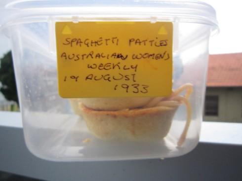 pasta box
