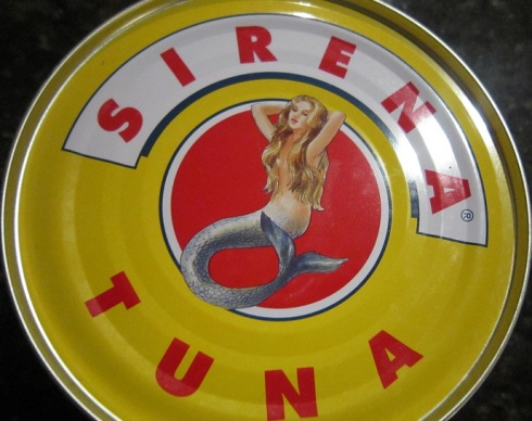 Can of Sirena Tuna