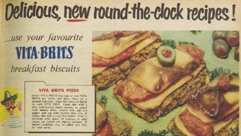 Vita Brits Pizza