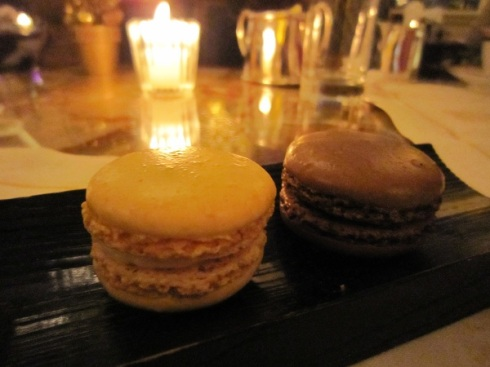 Macaroons at The Peninsula Hotel Hong Kong